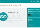 Download the Arduino IDE ( Integrated Development Environment)