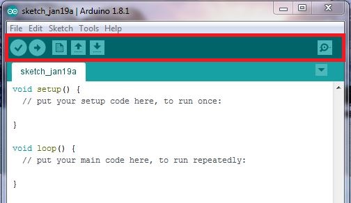 Download the Arduino IDE ( Integrated Development